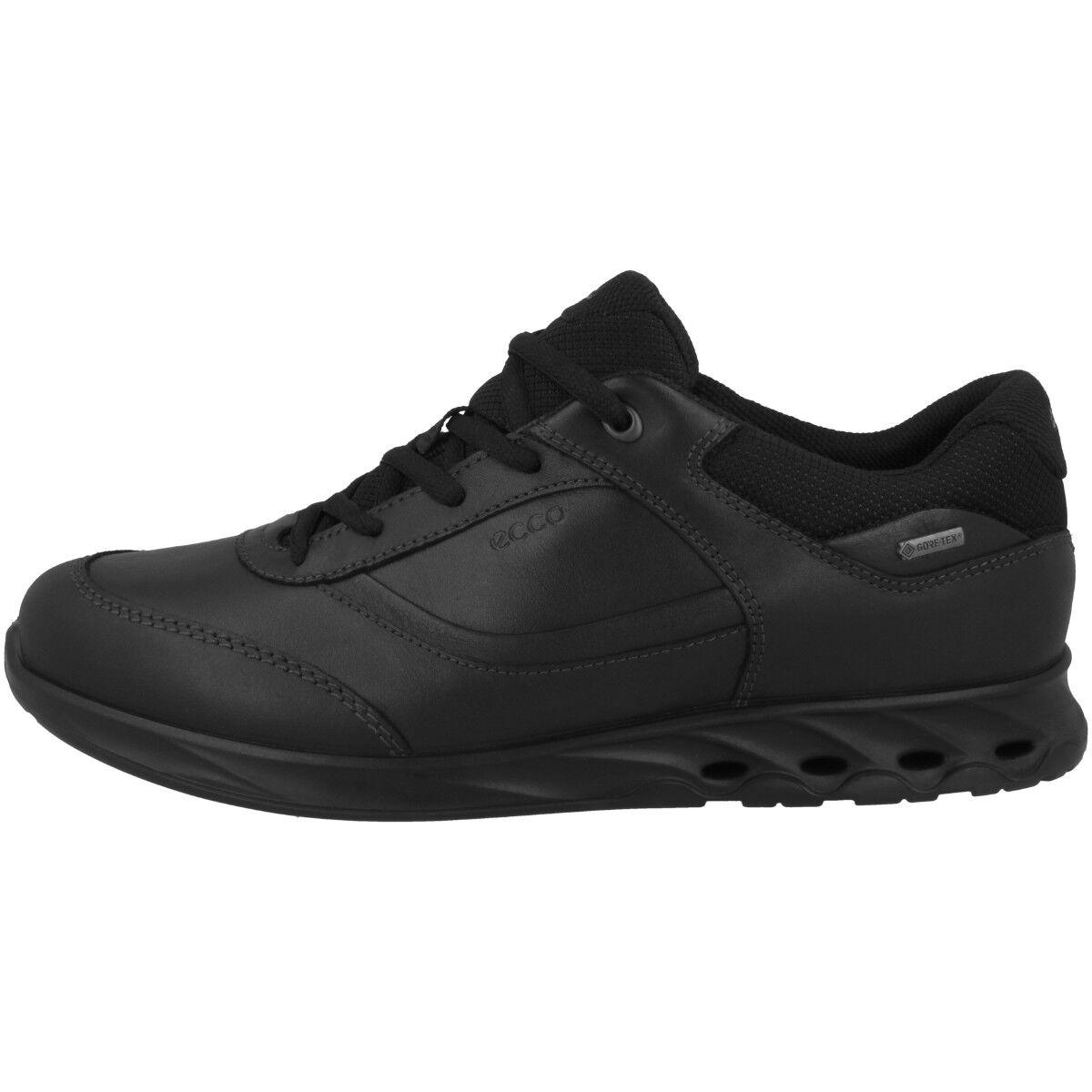 Ecco wayfly Rigger GTX mujer trekking señora outdoor zapatos negro 835203-53859