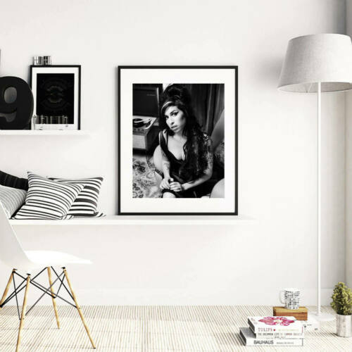 A3 A2 A1 Sizes Amy Winehouse Retro Vintage Celebrities Poster Art Print