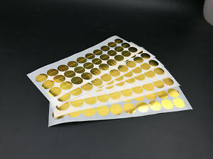 """500pcs Gold Colour /""""Original/"""" Hologram Security Labels Tamper Evident Sticker"""