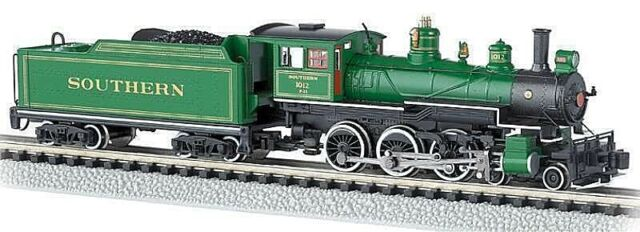 BACHMANN DCC 51458 STEAM SOUTHERN PACIFIC  ****N SCALE MODEL TRAIN****