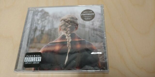 Taylor Swift - Evermore [New Sealed CD] Explicit