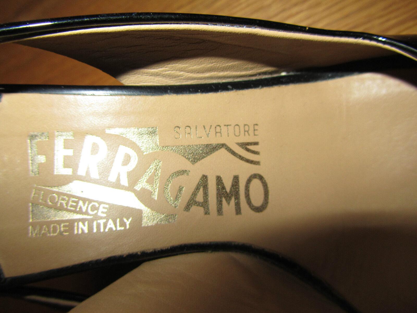 Salvatore Ferragamo Luxus Pumps ca. Sohleninnenlänge 38 ca. 24cm Sohleninnenlänge ca. f7be43