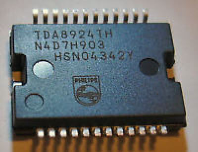 Hot  Sell  1PCS  TDA8924TH   TDA8924   HSOP24   2x120W  Audio power amplifier IC