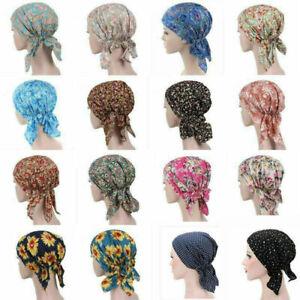 Women-Flower-Muslim-Hair-Loss-Head-Scarf-Cancer-Hat-Chemo-Cap-Turban-Head-Wrap