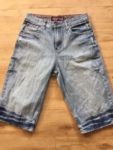 uomo Mow blu 30 Ooh denim in Shorts Mao sbiadito taglia da AHTxPnwq