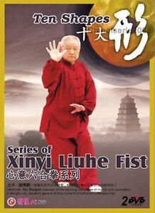 Xing-Yi-Liuhe-Fist-Series-Ten-Shapes-Hu-Xiuqun-2DVDs