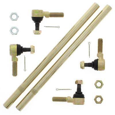 Suzuki LT250R Quad Racer Inner//Outer Tie Rods /& Ends Upgrade Kit//250 1987-1992