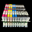 20x Durckerpatrone Kompatibel zu CANON PIXMA PGI 520 525 550 570 551 571 CHIP