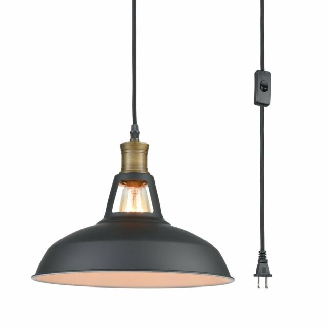 Pendant Light With 9 8 Ft Cord