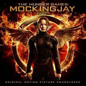 The-Hunger-Games-Mockingjay-Partie-1-Motion-Bande-sonore-CD-Endommage-Boitier