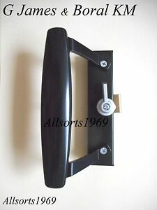 image is loading sliding glass door lock handle older g james - Sliding Glass Door Handle