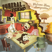 Funeral for a Friend - Welcome Home Armageddon (2011)  CD  NEW  SPEEDYPOST
