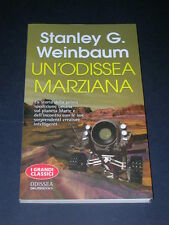Stanley G. Weibaum, Un'Odissea Marziana, Odissea 48, Delosbooks