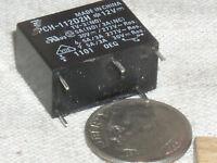 1 Te Tyco Pch-112d2h Spdt 12 V Volt Coil 250vac 3 5 10 Amp 3a Pc Mount Relay