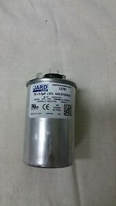 Details about GE Genteq 97F9833 replacement Dual Capacitor 30/5 MFD 370  440V Carrier HC98JA031