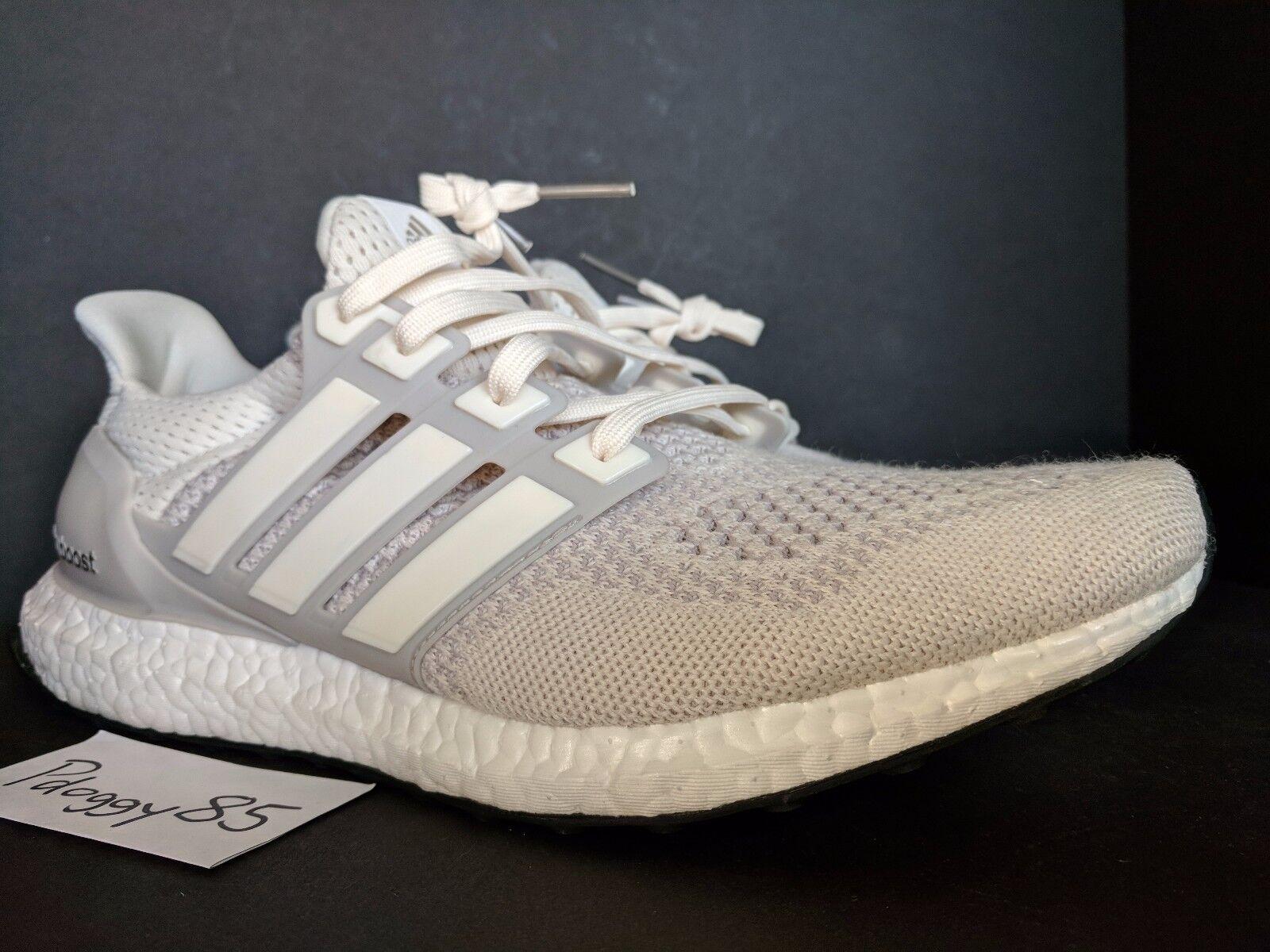 VVVNDS Adidas Ultra Boost 1.0 Size 11 Cream Chalk NMD SNS Hypebeast Kith Yeezy