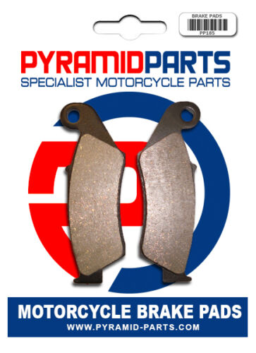 Front brake pads for Kawasaki KLX250 93-94