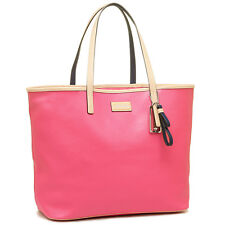 NEW ARRIVAL! COACH PARK METRO PRINT NEVERFULL LEATHER TOTE BAG POMEGRANATE $328