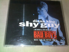 DIANA KING - SHY GUY - UK CD SINGLE