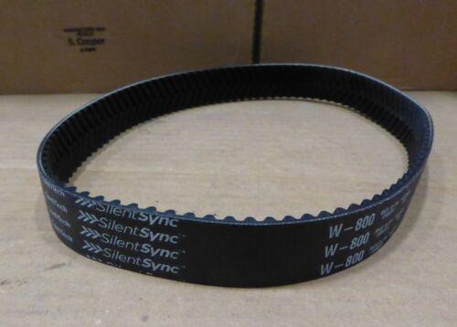 Continental Silent Sync Belt W-800