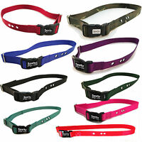 Sparky Petco Dog Bark Replacement 1 Collar With 3 Pre-cut Holes 8 Colors