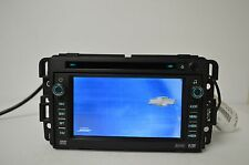 CHEVY GMC Navigation GPS System BOSE Screen Radio CD DVD AUX UNLOCKED B3#028