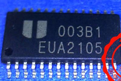 28 circuito integrado de Maxim MAX7456-EUI Tssop