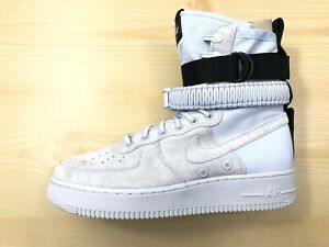 new products 95b62 02187 Details about NEW Nike SF AF1 Air Force 1 High Size 10 Blue Tint Special  Forces 864024-402