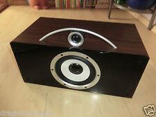 Teufel T 210 C Walnut Center Lautsprecher / Speaker, NEU, inkl. BDA, 2J.Garantie