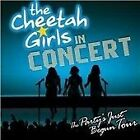 The Cheetah Girls - In Concert (The Party's Just Begun Tour/Live Recording, 2007)