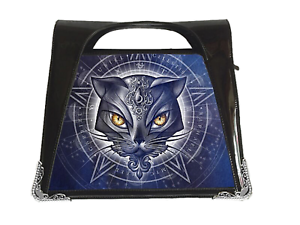 3d Lenticular Face Of Artwork Handbag Cat Gothic Star Ailouros Alchimia Fantasy qxwgPC64gn