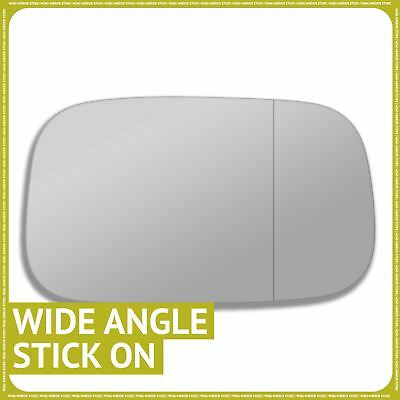 NEW Wing Mirror Glass MG F Driver side 95-/>00