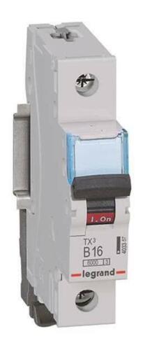 Legrand Leitungsschutzschalter Tx3 Automat B16 C25 Reiheneinbaugerät LS Schalter
