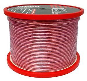 monster cable xp 16 gauge high performance speaker wire 500 ft spool 50644000607 ebay. Black Bedroom Furniture Sets. Home Design Ideas