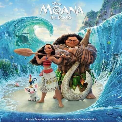 Various Artists - Moana (Original Soundtrack) [New Vinyl LP]