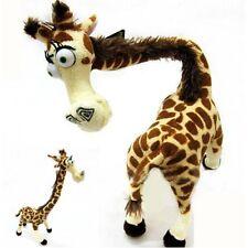 """Cute 36cm 14"""" Stuffed Cartoon Giraffe Chic Funny Plush Animal Doll Soft Toy"""