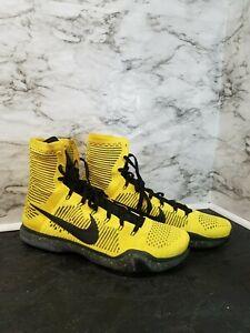 13a90d48b184 Nike KOBE X ELITE CODA MEN S BASKETBALL SHOE Size 17 Opening Night ...