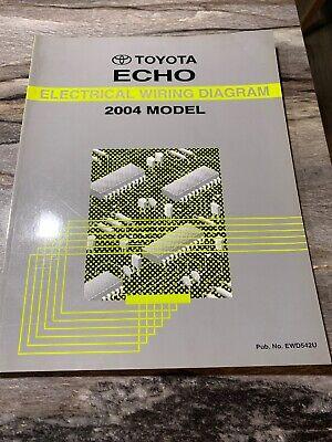 2004 Toyota Echo Electrical Wiring, Toyota Echo Wiring Diagram
