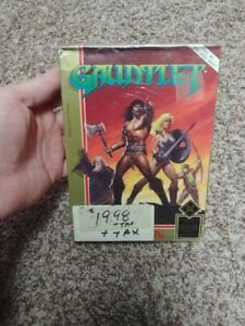 Gauntlet-NES-Nintendo-NEW-Sealed-RARE-VARIANT-BLACK-TENGEN-SEAL-Only-1-on-EBAY