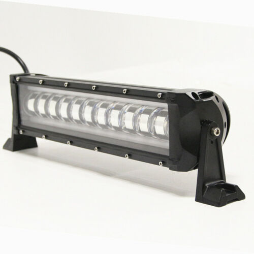 "15/""Inch 60W LED Work Light Bar Off Road Fog SPOT Driving Lamp Angle Eye SUV Boat"