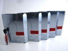 Element for Men by Hugo Boss EDT Splash Vial 0.06 oz - LOT OF 5 UNITS