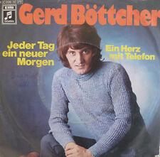 """7"""" 1972 RARE ! GERD BÖTTCHER Jeder Tag ein neuer Morgen"""