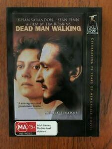 Dead-Man-Walking-DVD-Region-4-LIKE-NEW