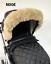 Pram-Fur-hood-trim-for-pram-bugaboo-universal-Silver-Cross-Wave-Pioneer-wave thumbnail 17