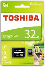 Toshiba Speicherkarte MicroSD 32 GB für Samsung GALAXY Tab 3 10.1  GT-P5200