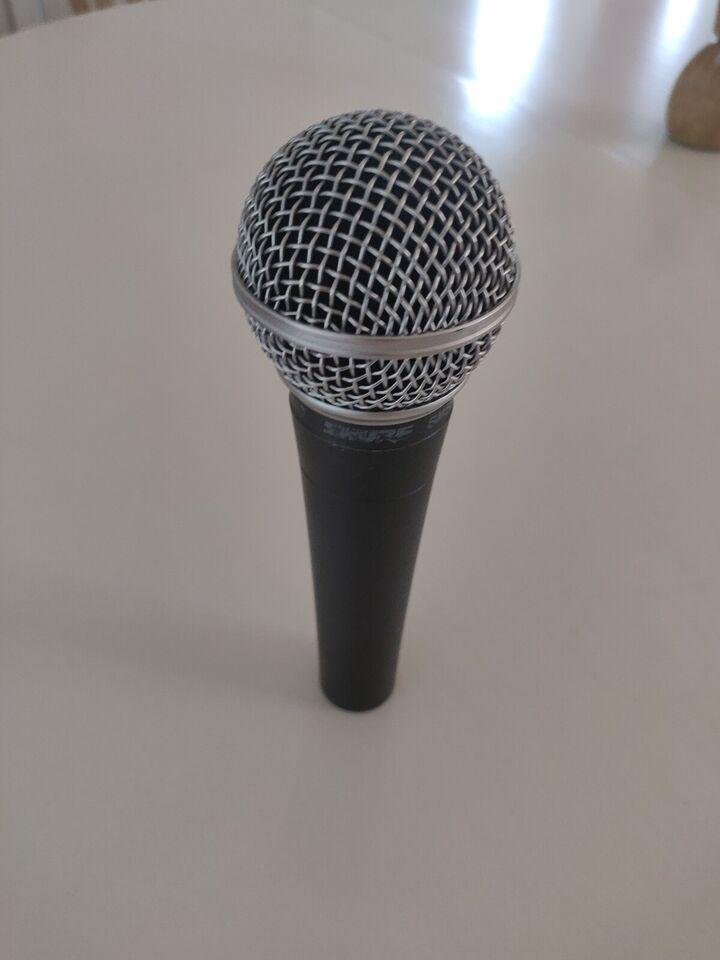 Mikrofon, Shure SM58