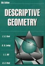 Descriptive Geometry by I. L. Hill, R. O. Loving, Don M. Beech, R. C. Pare...