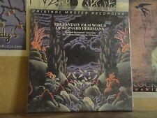 FANTASY FILM WORLD OF BERNARD HERRMANN - AUDIOPHILE ORIG MASTER LP MFSL1-240