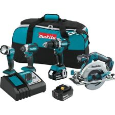 Carpenter Professional Tool Makita Cordless Combo Drill Circular