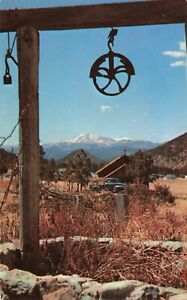 Postcard-Old-well-Ruidoso-New-Mexico